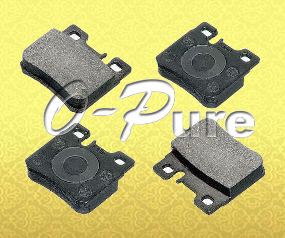 Mercedes Benz spare car parts for Cabriolet A124 o-pure ceramic brake pad OE 001 420 02 20 None asbestos good price best seller