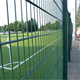 high quality double wire mesh fence 8/6/8 or 6/5/6 fence