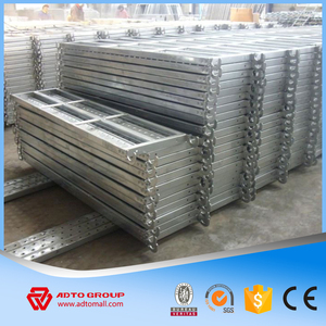 ADTO Brand q235 staircase steel boards catwalk with mill certificate