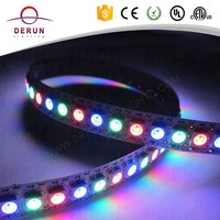 china wholesale ws2812b 144 led pixel strip