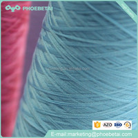 China manufacturer wholesale high tenacity waxed 100% nylon bonded thread