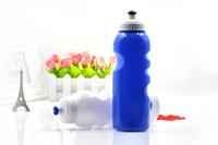 Hands grip 750ml promotional sports water bottle for drinking