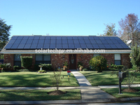 2KW SOLAR ENERGY SYSTEM FOR DC AC FAMILY