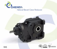 HELICAL BEVEL SPEED REDUCER GEAR BOX TRANSMISSION