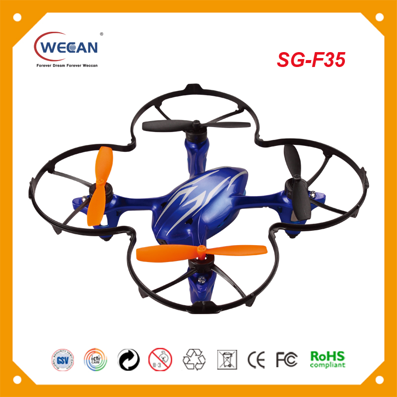Midium Size Drone With Round Protection Quadcopter Professional Buy From China For Racing