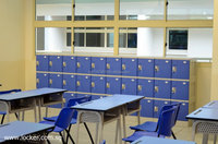 ABS School Lockers & Rust Free Plastic Locker for sale