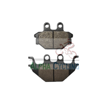 wholesale motorcycle disc brake pads AC161 for ADLY-Crossroad 220 Sentinal Quad/Canyon 280 Quad/Hurricane 280 Quad AC161