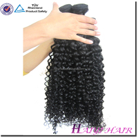 2016 100% unprocessed virgin human kinky curly bulk hair piece real cambodian hair weave