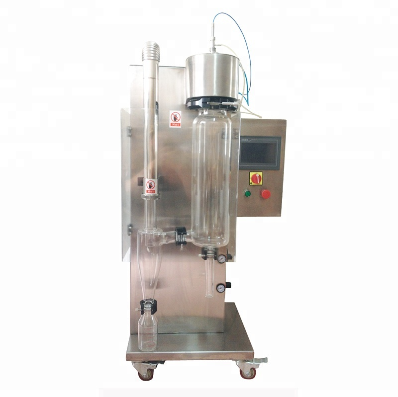 2L/H mini milk powder lab spray dryer