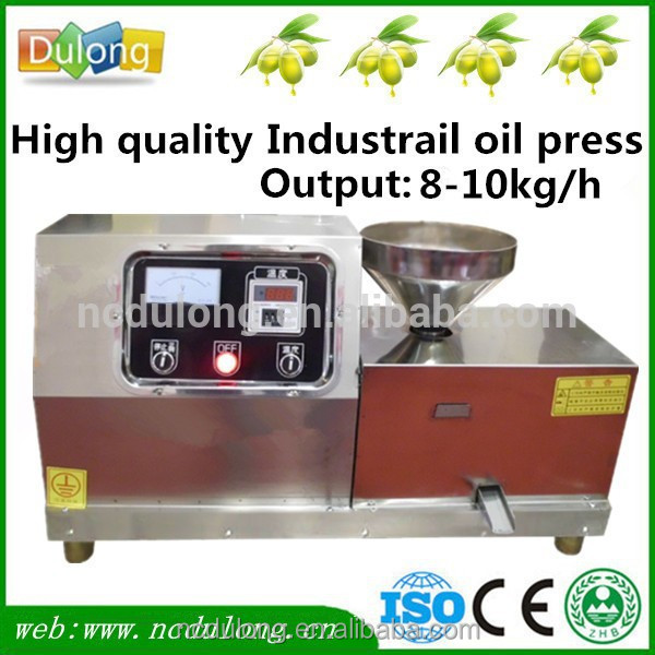 Distributors in china vegetable olive oil press for sale DL-ZYJ09