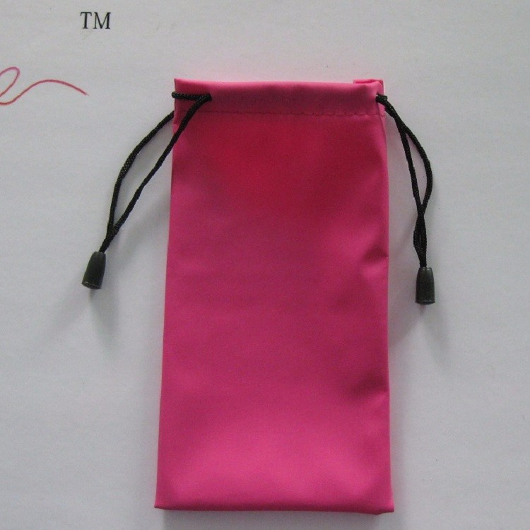 Promotional Microfiber mobile phone pouch