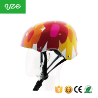 2016 China factory high quality kids ABS bicycle helmet