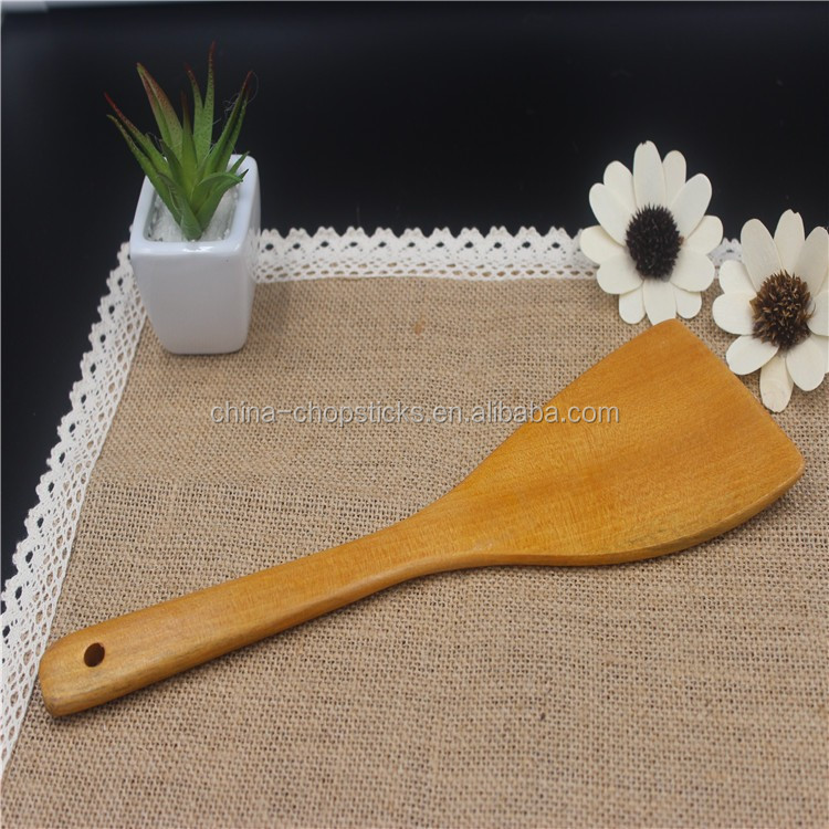 Factory Directly Sale Custom Recyclable wooden spatula