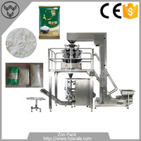 New 2016 automatic rice pulses spices packing machine system