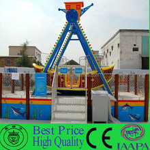 Amusement Park Equipment Playground Rides Small Pirate Ship