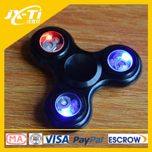 Custom Brand Fidget Spinner Alloy Toy Torqbar Fidget Hand Spinner LED