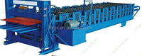 Roof Panel Cold Forming Machine, Arch Roof Roll Forming Aluminum, Cold Room Panel