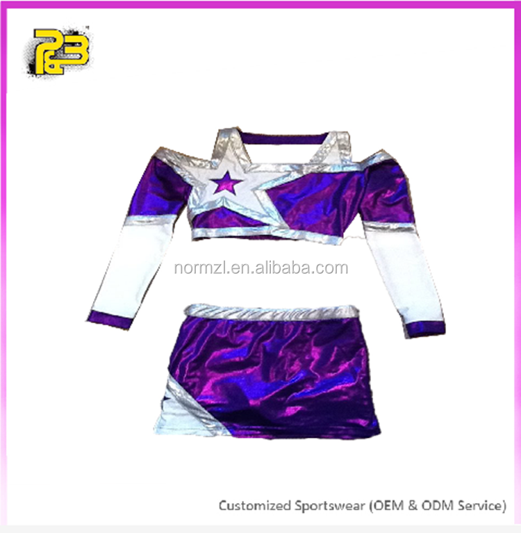 latest cheerleading wear dresses for girls