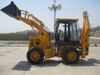 SHANMON Backhoe Loader WZ30-25 With YTO Engine For sale/Front End Loader