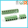 China Manufacture 5.0mm 5.08mm Screw plug-in PCB Terminal Block Connector