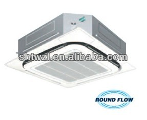 daikin vrv system ceiling cassette indoor central aircondition, air conditioner