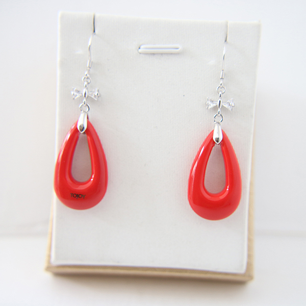 wholesale teardrop type earring jewelry earring backs