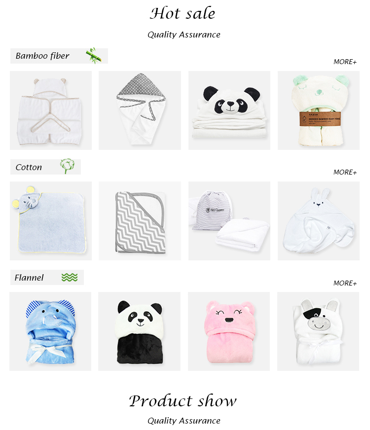 customize bamboo baby swaddling printed blanket