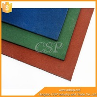 Top quality cheap boat deck rubber tile