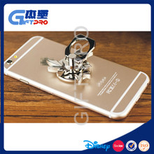 China cheap price wholesale hand spinner & phone holder ring for EDC metal bearing toy
