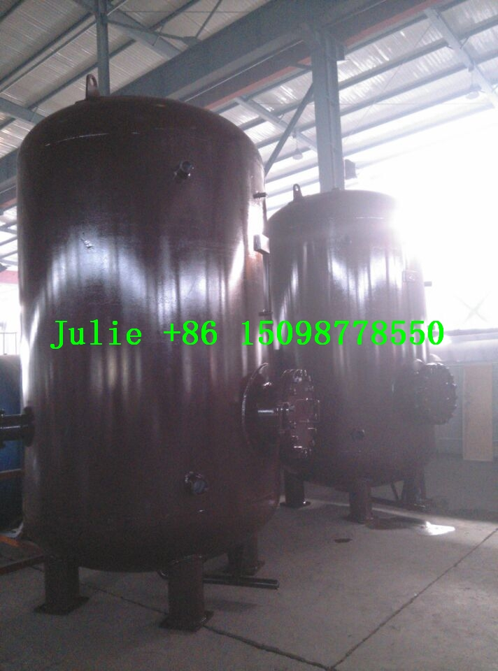 carbon steel water tank according to ASME standard +86 15098778550