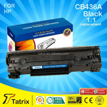 toner cartridge CB436a for HP p1503 printer