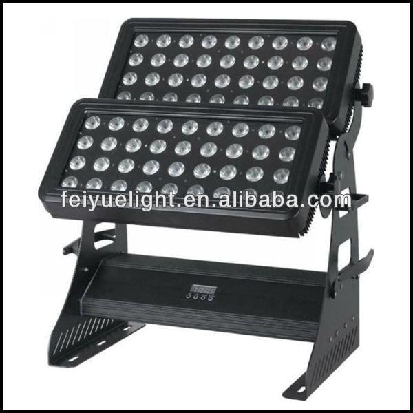 Professional Stage Equipment 4in1 RGBW 72x8w LED Wall Washer