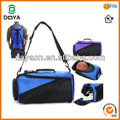 Sport bags with shoes pocket fitness bags