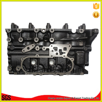 Motor 2L engine block for Toyota hiace hilux