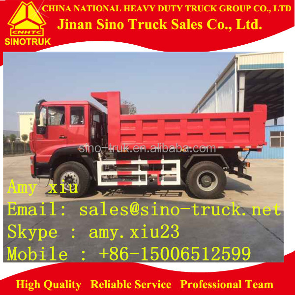 hot sale 4x2 6 tyres dump truck/dumper truck/tipper truck for sale in dubai