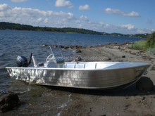 13ft V bottom aluminum boat