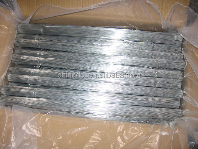 soft 22# galvanized iron tie wire