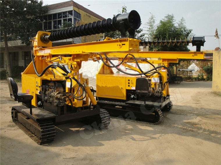 2017 China Coal Hydraulic Pile Driving Rigs For Sale