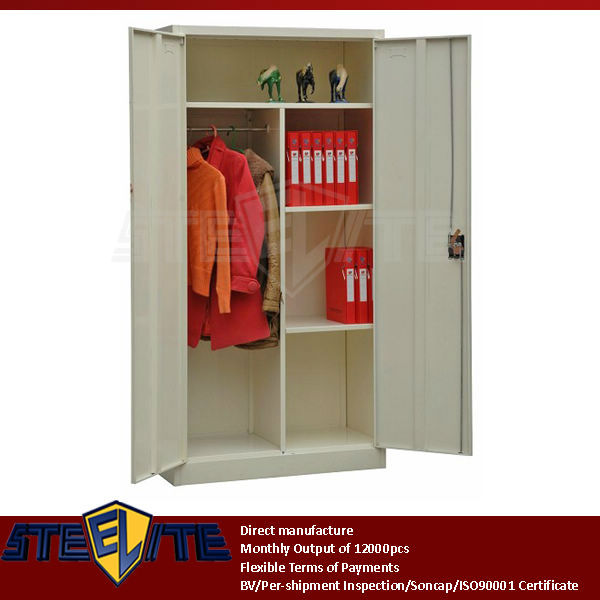 2 Door Cupboard Inside Designs factory direct two door steel godrej cupboard price suppliers from
