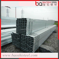 Rectangular Steel Tube Pipe Square Section Hollow Metal Pipe