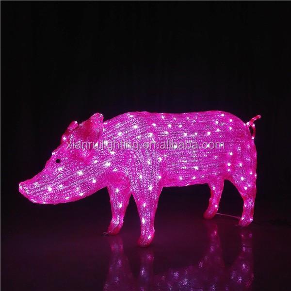 List Manufacturers Of Pig Christmas Lights Buy