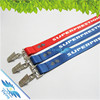 heat transfer printed custom lanyards cell phone strap