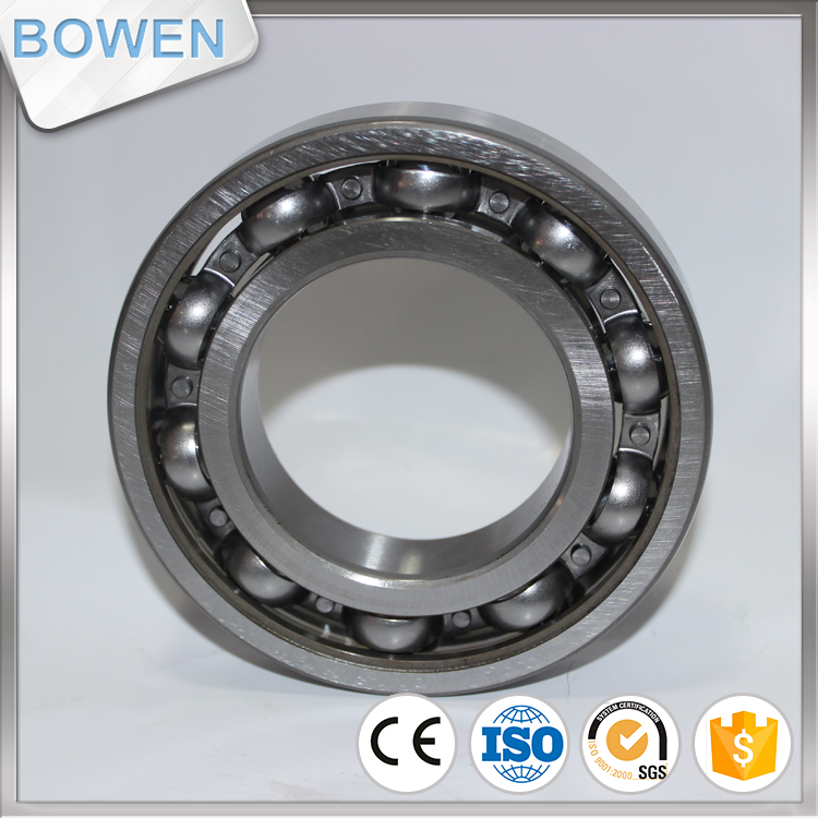 High quality deep groove ball bearing 61806 bearing low price front wheel hub bearing