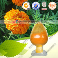 Natural marigold flower extract water soluble lutein powder