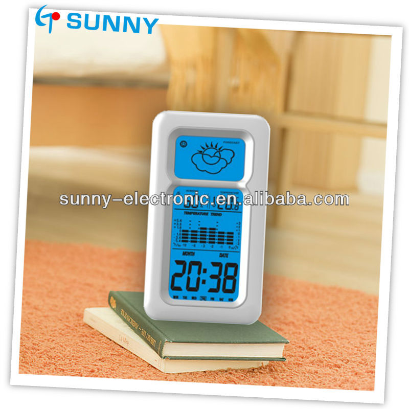Hot Sales usb hub with digital clock