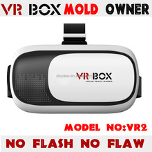 VR BOX Version 2.0 Generation Active imax personalized 3D VR GLASSES