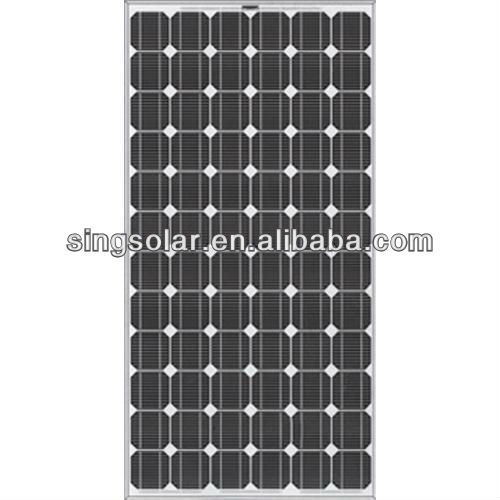 competitive price solar panel/module 310w with high efficiency