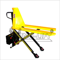 Electric Scissor Lift Pallet Jack