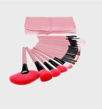 Factory Private Label high quality makeup <strong>brush</strong> set pink 24pcs good cosmetic <strong>brushes</strong>