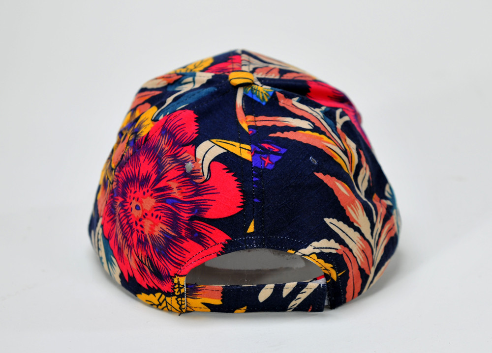 Promotional High Quality New Fashion Custom 5 Panel Print Sports Baseball Cap For Man